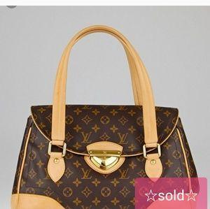 Louis Vuitton Beverly Monogram bag